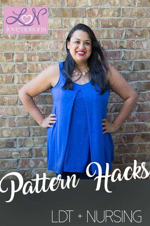 Love That Look: Nursing Hack for the Laundry Day Tee