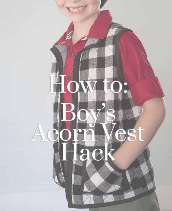 boys acorn hack