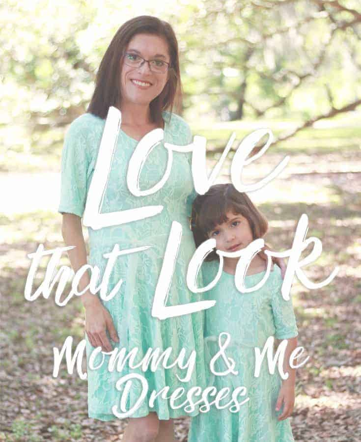 Love That Look: Mommy and Me Swing Dresses