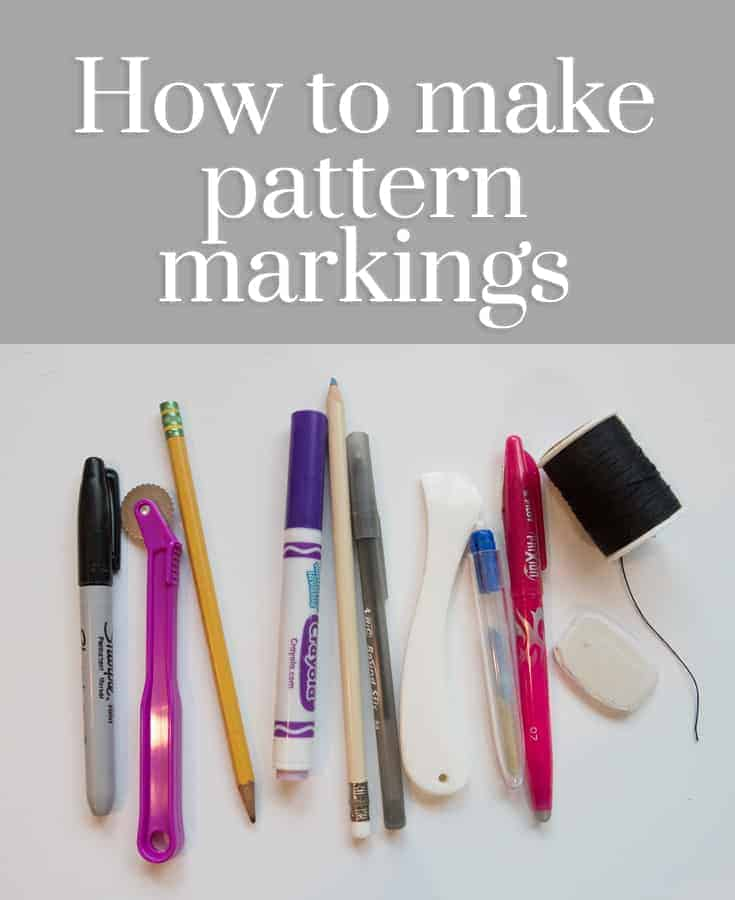Choosing the Best Pattern Marking Tool