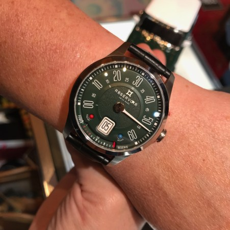 Reservoir Watches Longbrige