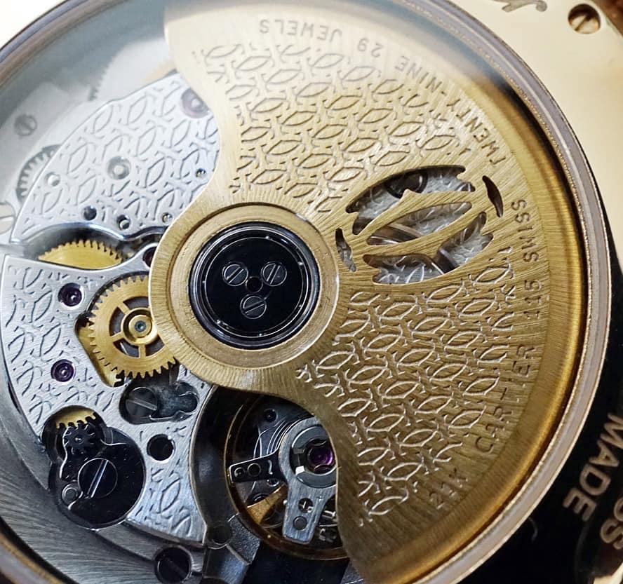 Gold rotor