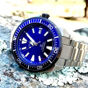 RR's New Seiko SRPC93 Save The Ocean