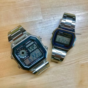 Double R's Casio beaters