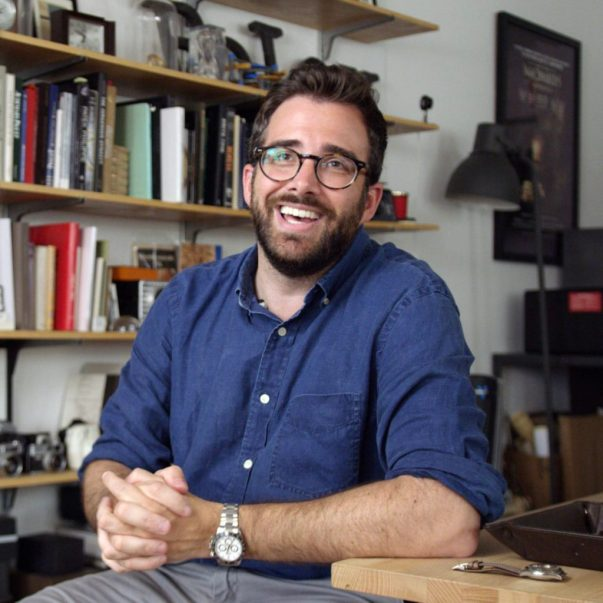 Ben Clymer - Found & CEO of Hodinkee