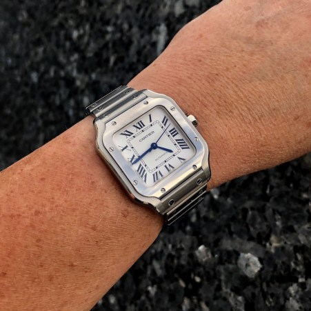 Perpetual Girl's Cartier Santos Medium