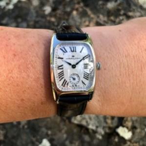 Smaller Boulton on PG's Wrist