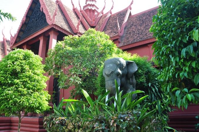 National Museum Phnom Penhh