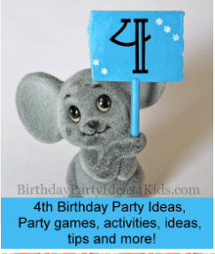 birthday party mouse