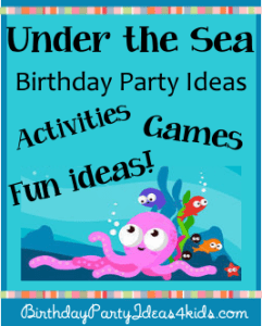 http://birthdaypartyideas4kids.com/under-the-sea-party.htm