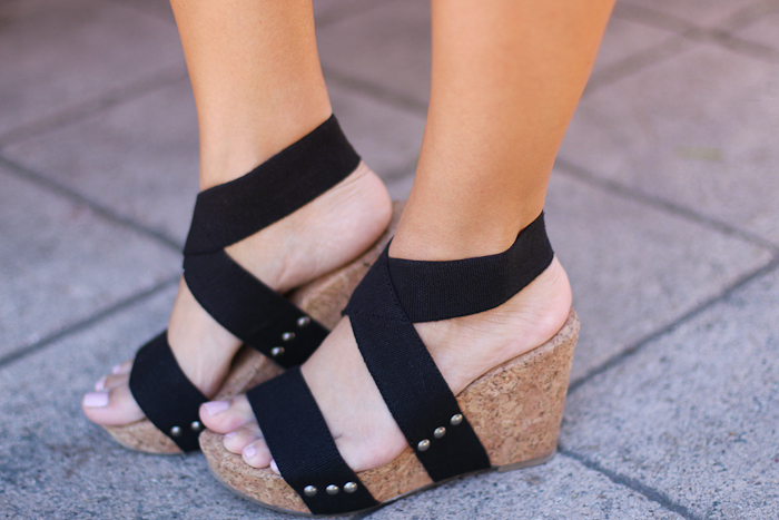 dsw lucky brand wedges