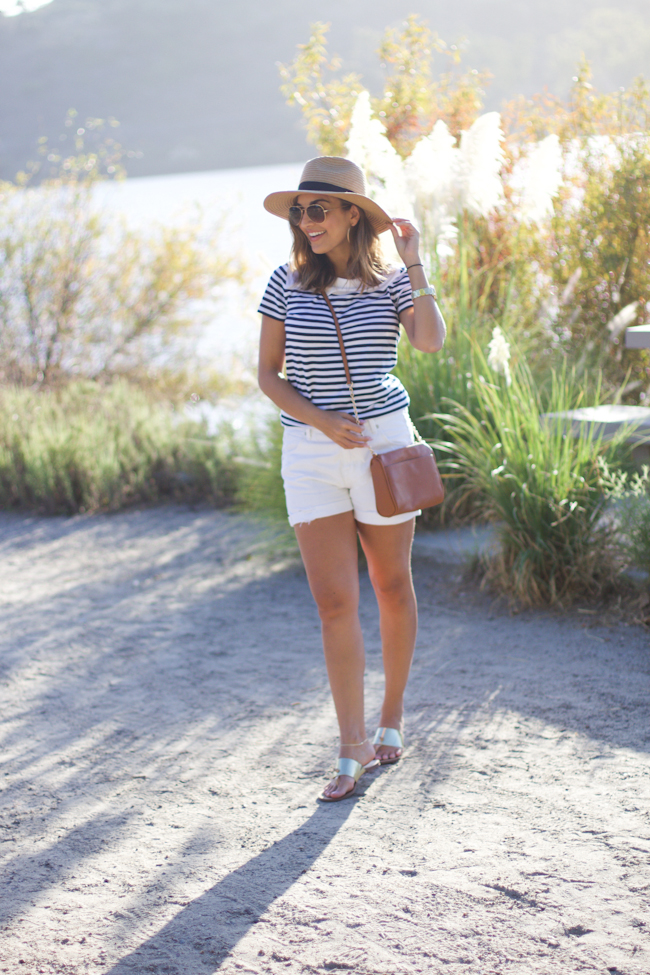 target shorts outfit