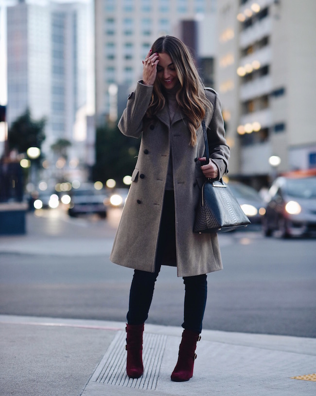 tommy hilfiger slouch boot