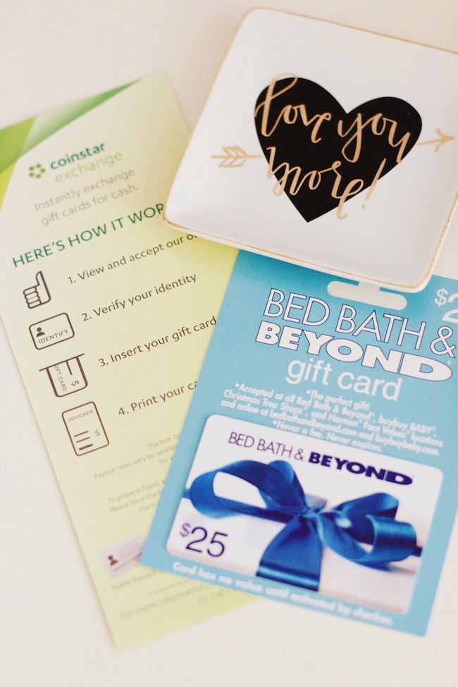 Bed Bath Beyond Coupon Coinstar