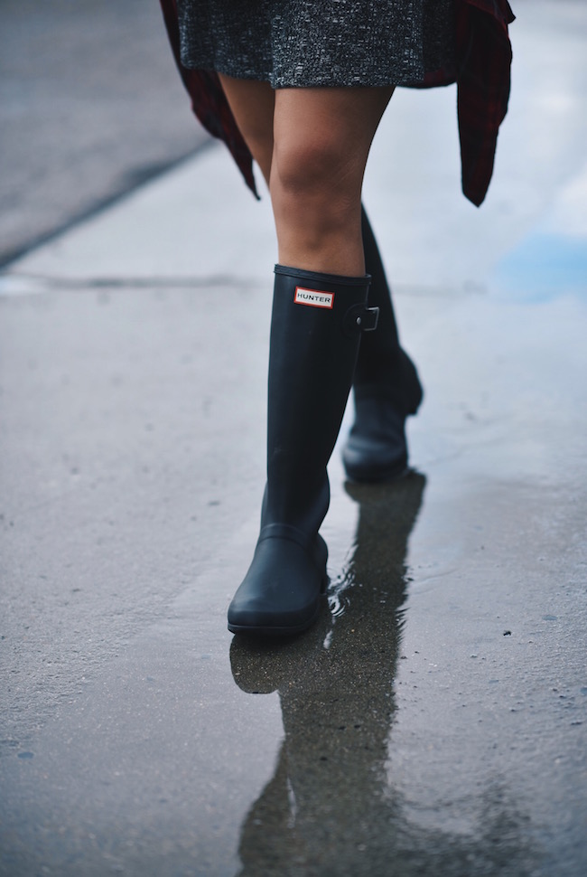 hunter tour boots