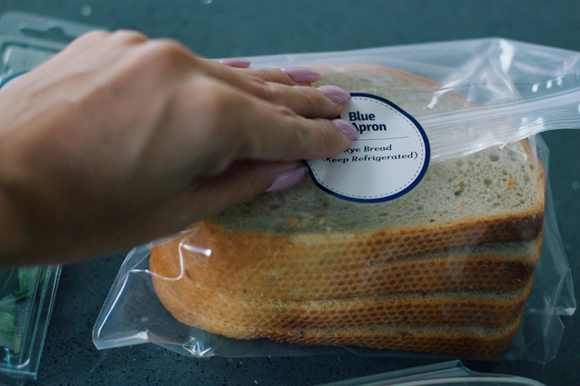 Bread Blue Apron
