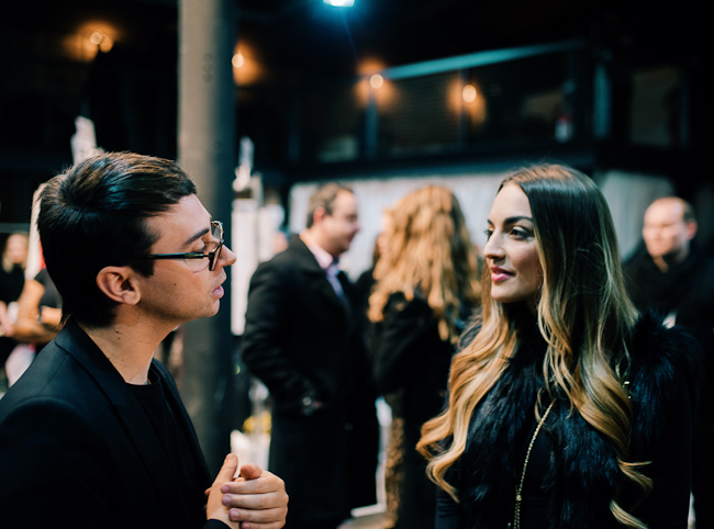 Olia Christian Siriano Payless Interview