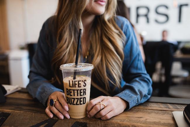 life's better buzzed