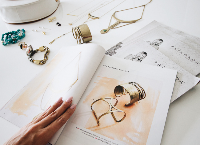 silpada catalog magazine