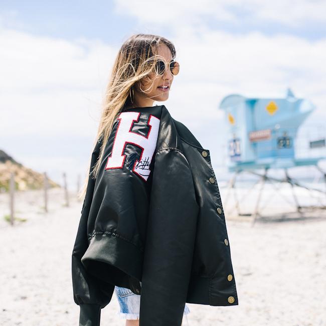 Gigi Hadid Bomber Jacket-15