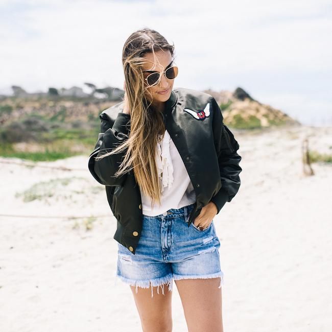 Gigi Hadid Bomber Jacket-8