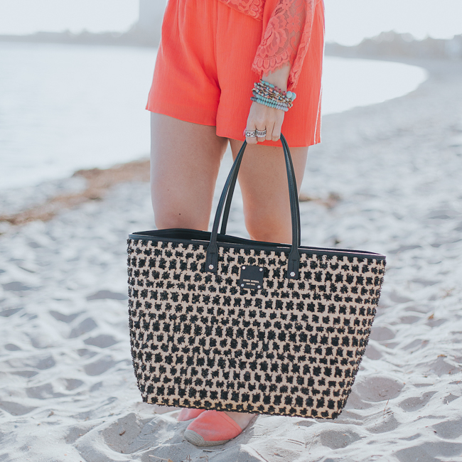 Henri Bendel Beach Bag