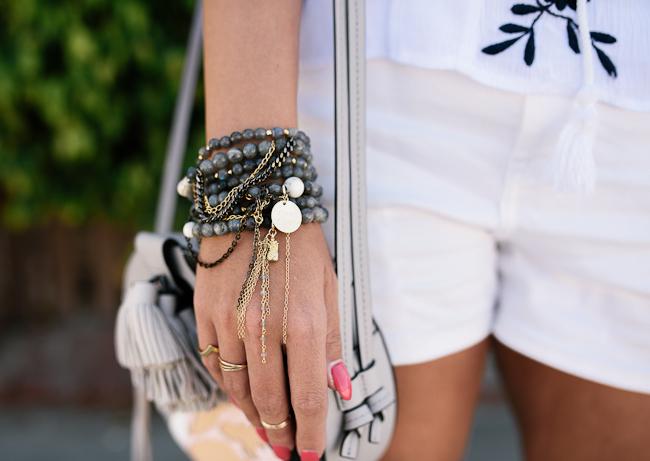 mint by noel bracelets