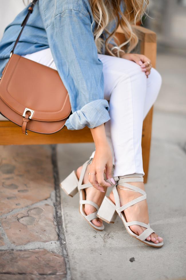 Ivanka trump sandals
