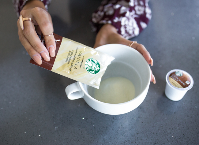 Starbucks Caffe Latte Keurig-7