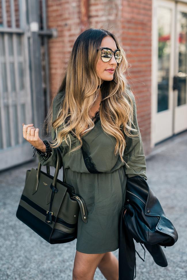 express-olive-dress-714