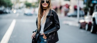 The Best Leather Jacket + Gift Guide