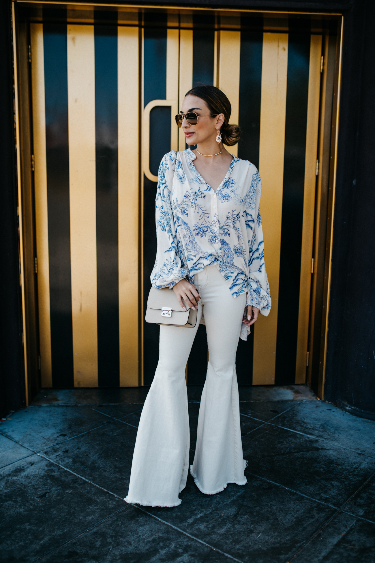 Free People Bell Bottoms