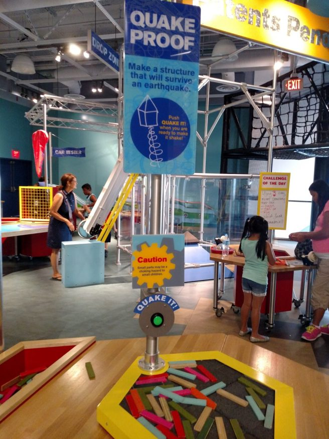 Hands On Learning At Discovery Children's Museum in las Vegas