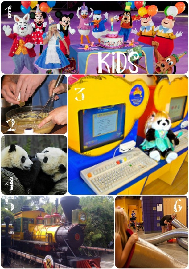 Experience Gifts for kids LoveOurCrazyLife.com