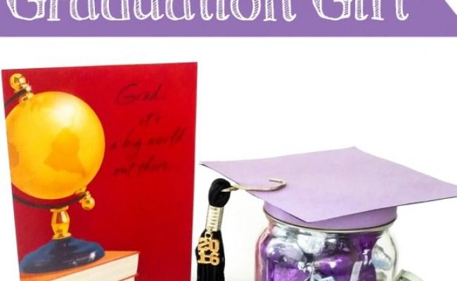 Super Cute Mason Jar Graduation Gift This Crazy Adventure Called Life