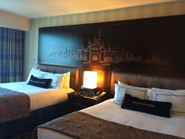 How to make your own Disneyland Hotel Headboard