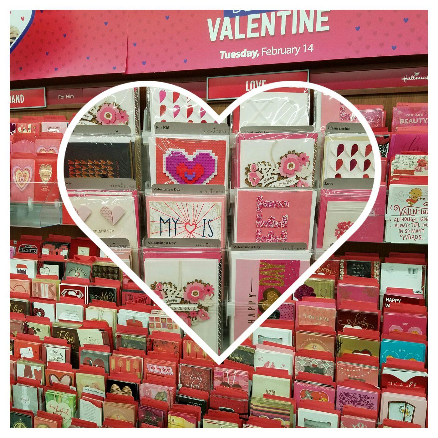 Hallmark Signature Cards At Walmart Save. I Love Valentineu0027s Day ...