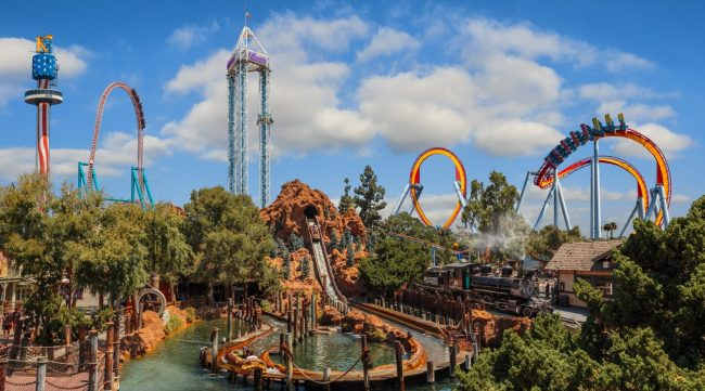 Knott's Berry Farm With Toddlers?