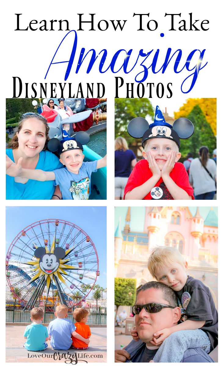 You can take amazing Disney photos even if you don't have a fancy camera or photography training. Learn how and check out these awesome tips.Disney | Disneyland | Travel | Vacation | Photography | Travel With Kids | Travel Tips | Photography Tips | Family Pictures