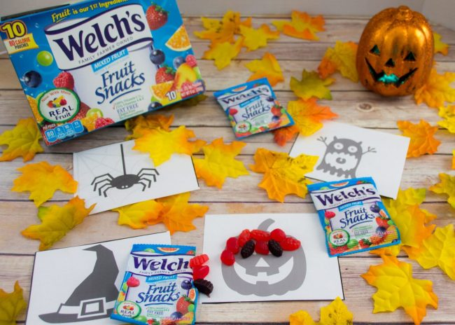 Halloween Snack and Activity