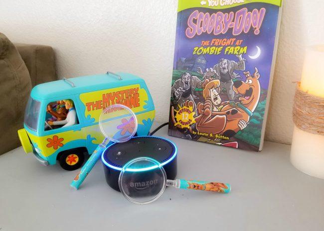 Scooby-Doo Alexa