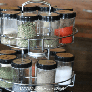 Make Your Old Spice Jars Useful Again