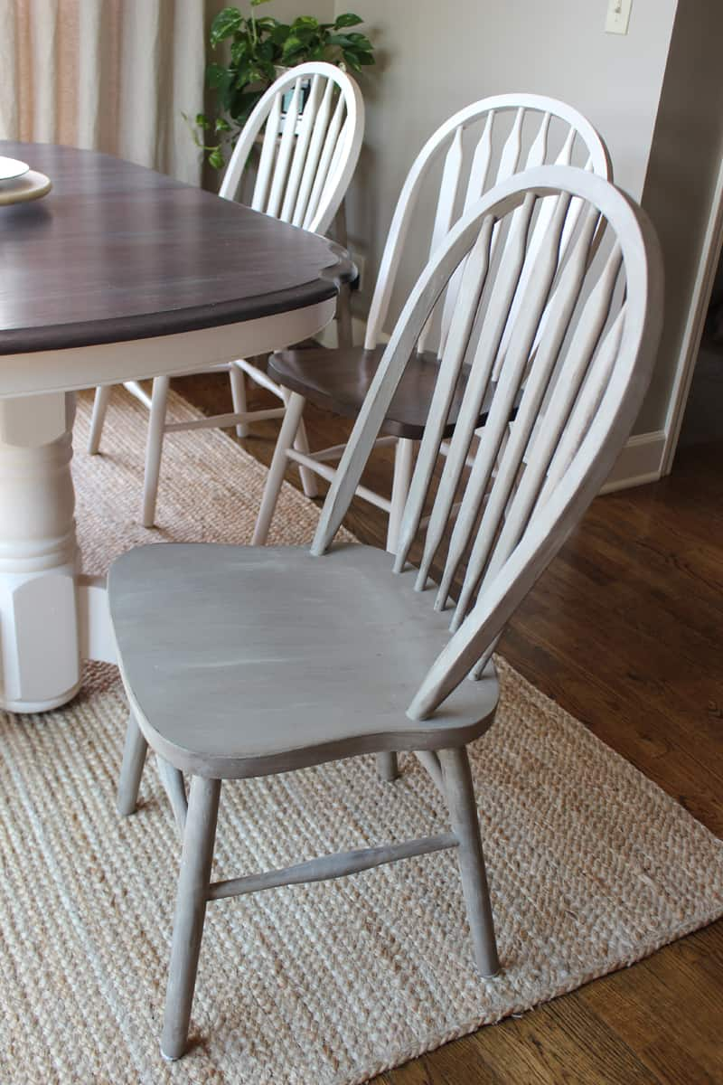 Furniture makeover, painted furniture, Annie Sloan Coco