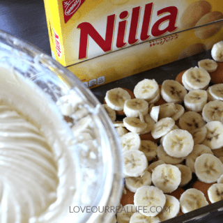 Banana Pudding // Fast, Easy, and Super Delicious!