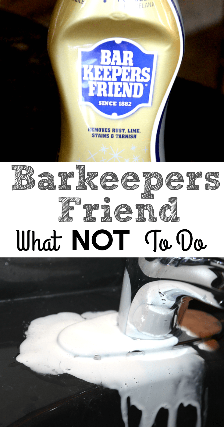 Bar keepers Friend bathroom, Bar keepers friend uses, bar keepers friend tips