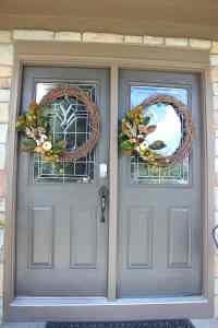 Painting a Front Door // Helpful Tips and 5 Mistakes to ...