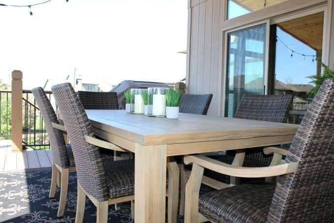 Hilo Teak Table From Costco