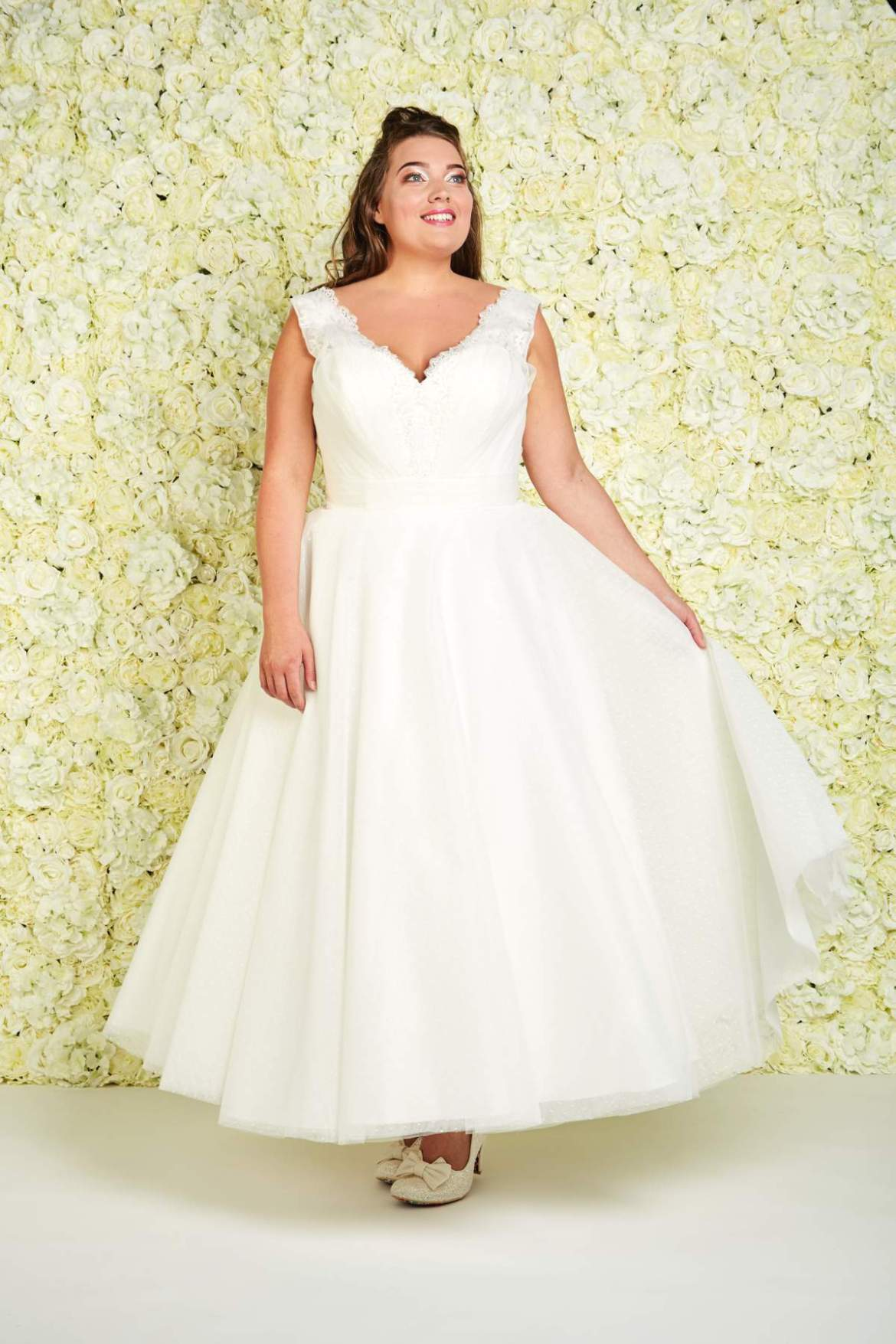 We catch up with plus-size bridal brand, Callista! - Find Your Dream ...