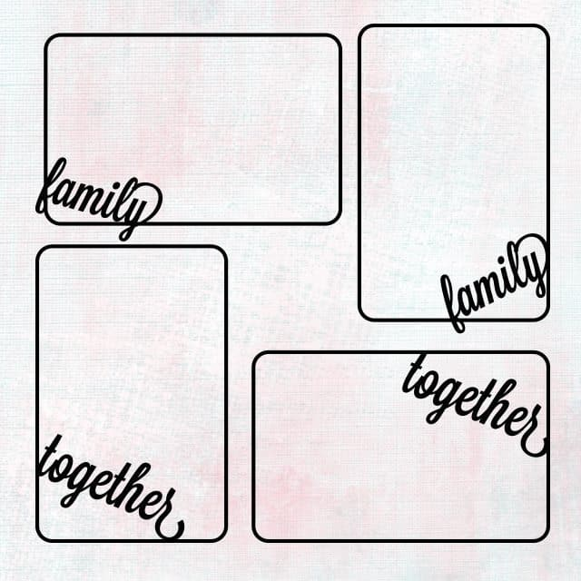 Download Free SVG Borders Cut Files for Eclips Silhouette Cricut ...
