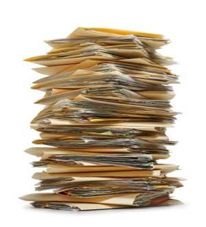 Office Admin Help Sheffield Chesterfield  Love Paperwork